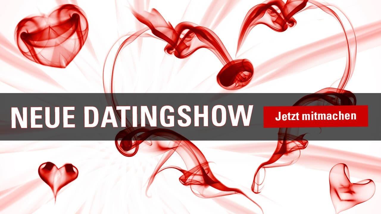 Kandidaten für einzigartige Datingshow gesucht!